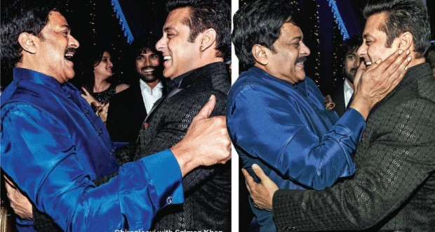 Megastar Chiranjeevi 60th Birthday Celebrations