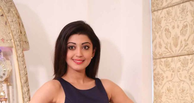 Pranitha in purple latest Stills
