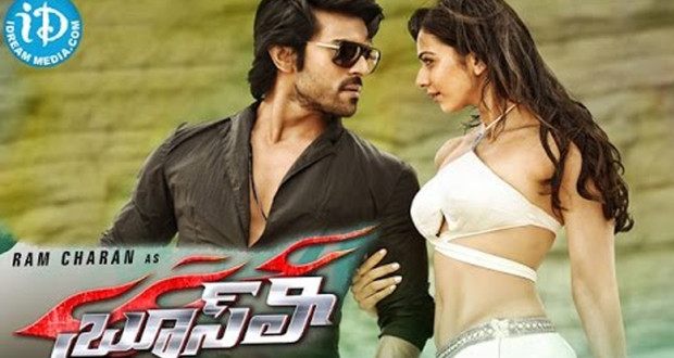 Ram Charan working hard for Bruclee's post-production