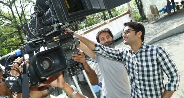Nithiin-Samantha's 'A..Aa' launched formally