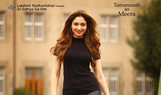 Milky Beauty Tamanna Bhatia #Meera # BengalTiger # Pic of the Day