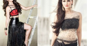 Sana Khan Poses for FHM (5)