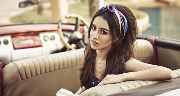 Hot Photoshoot: Shraddha Kapoor poses for Nobeless