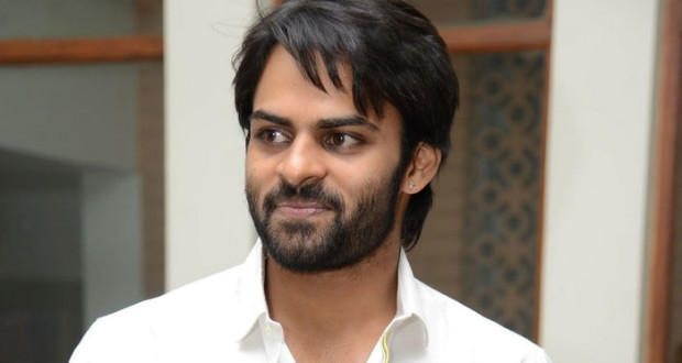 Megastar's title for Sai Dharam Tej's next?