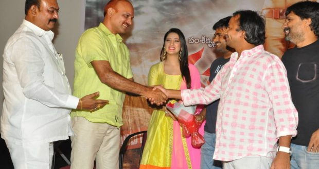 rakshaka bhatudu music launch