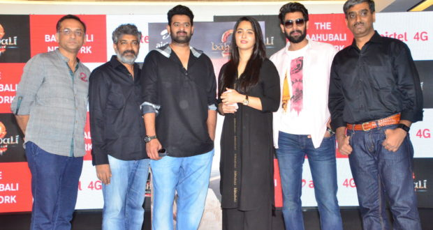 Airtel – The Baahubali Network launch