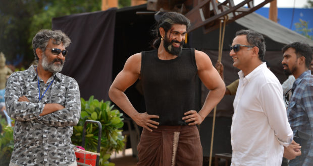 Interesting facts about Baahubali 2 & Working Stills