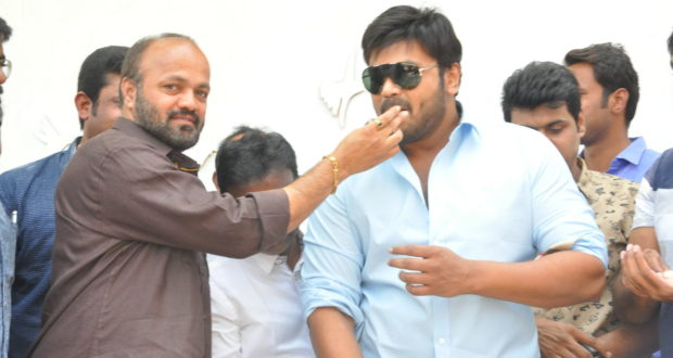 Exclusive : Manchu Manoj Brithday celebrations