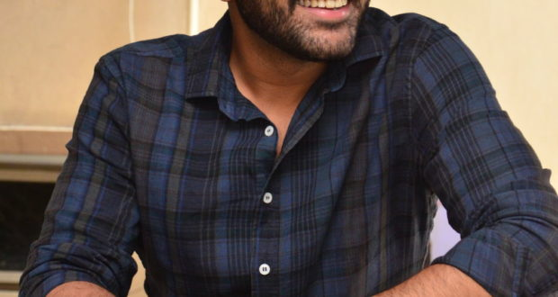 sharwanand's Photoshoot in Radha promotion