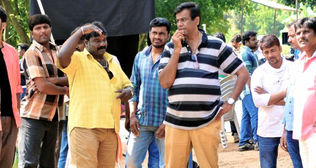 Vanavillu movie working stills