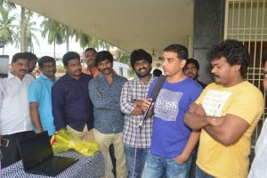 Shambo Shankara 3rd song released by Dil Raju