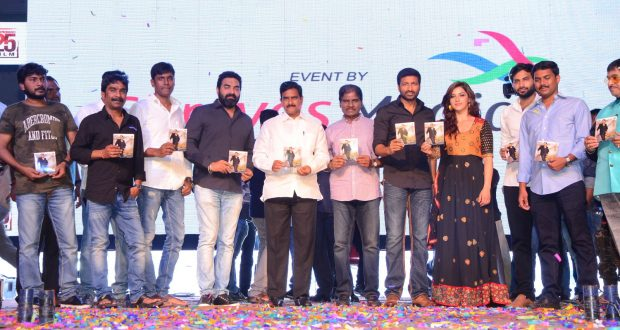 Pantham Audio Launch Last Set Photos