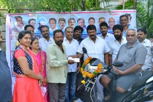 Manam saitham charity news and stills