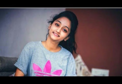 Latest Telugu Cute Girl Dubsmash