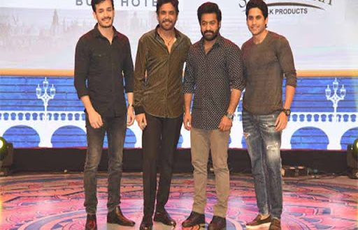 Mr Majnu Movie Pre Release Event MATTER AND STILLS