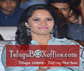 Anasuya Latest Photo Shoot