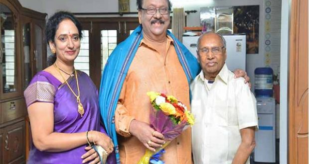 Krishnamraju Gari Birthday Celebrations 2019 Photos